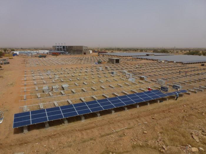Centrale de Kiffa - Mauritanie | Grouep Magma | Ingénierie en Afrique